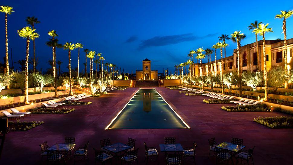 MARRAKECH , Morocco